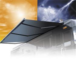 Girard 'Next Generation' Awnings With Sunbrella