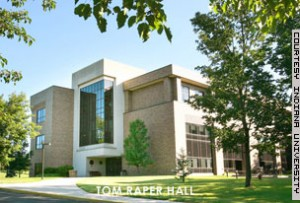 Tom Raper Hall in Richmond, Ind.