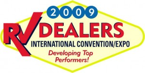 RVDA convention logo
