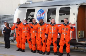 Astronauts with Aistream
