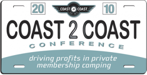 Coast to Coast Conference logo