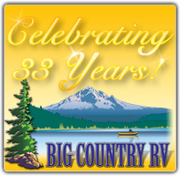 Big Country RV logo