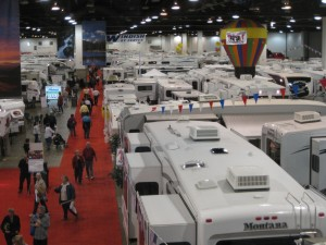 Photo taken at recent RV show in Colorado