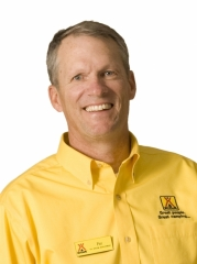 Pat Hittmeier, new president of Kampgrounds of America Inc.