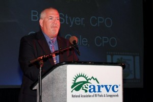 ARVC Chairman David L. Berg