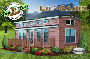 The LIL' Cabin built by CrossRoads RV