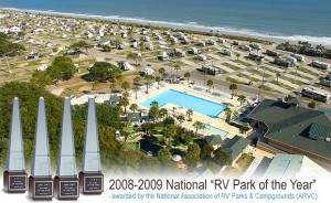 Ocean Lakes Family Campground, Myrtle Beach, S.C.