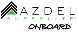 AZDEL Onboard Logo