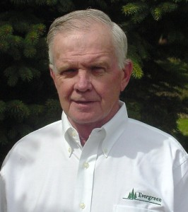 Richard Hartford, president of campground insurer Evergreen