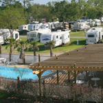 Cajun RV Resort, Biloxi, Miss.