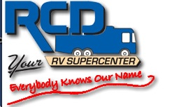 RCD Sales logo