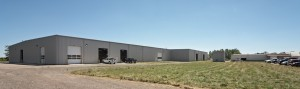 Production facility in Syracuse, Ind., for Redwood RV.