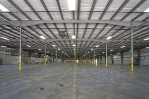 Interior of the Redwood RV facility.