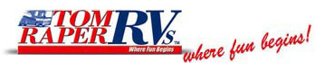 Tom Raper Rvs logo