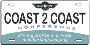 Coast to Coast Conference promo logo