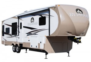 Redwood RV's new residential fifth-wheel
