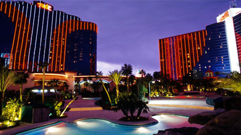 Rio All Suites Hotel, site of this week's RVDA Con/Expo in Las Vegas.