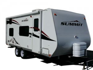 Summit travel trailer by MVP RV