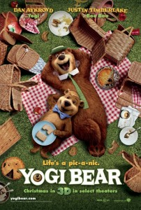 """Yogi Bear"" movie to premier Dec. 17."