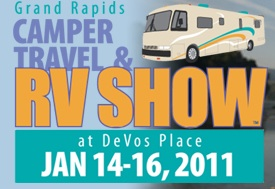 Michigan's largest RV show