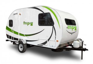 Heartland RV's MPG teardrop trailer