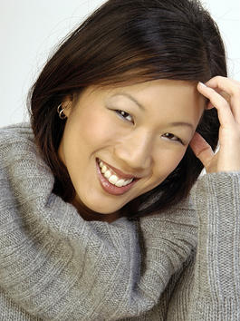 "Chi-lan Lieu, hostess of HGTV's popular ""RV"" series"