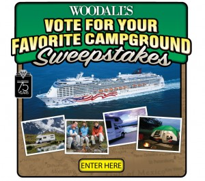 Sweepstakes promotion