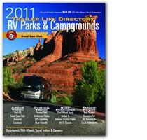 2011 Trailer Life directory cover