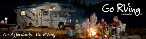 Go RVing Canada logo