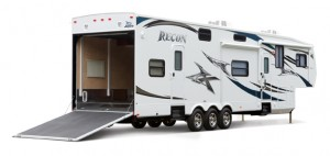 Jayco Recon toy hauler