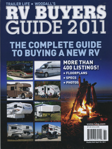 2011 RV Buyers Guide now available
