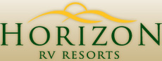 Horizon RV Resorts logo