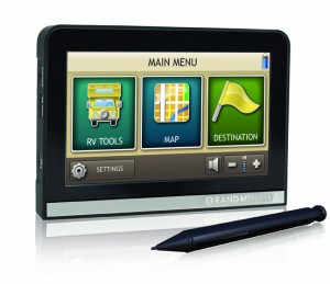 Rand McNally's GPS for RVers