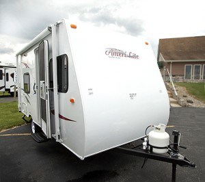 Ameri Lite travel trailer from Gulf Stream 