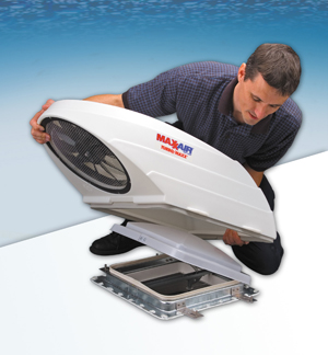 Airflow increases with fan vent rv business for How to improve airflow in vents