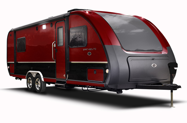 Earthbound Composite Travel Trailer