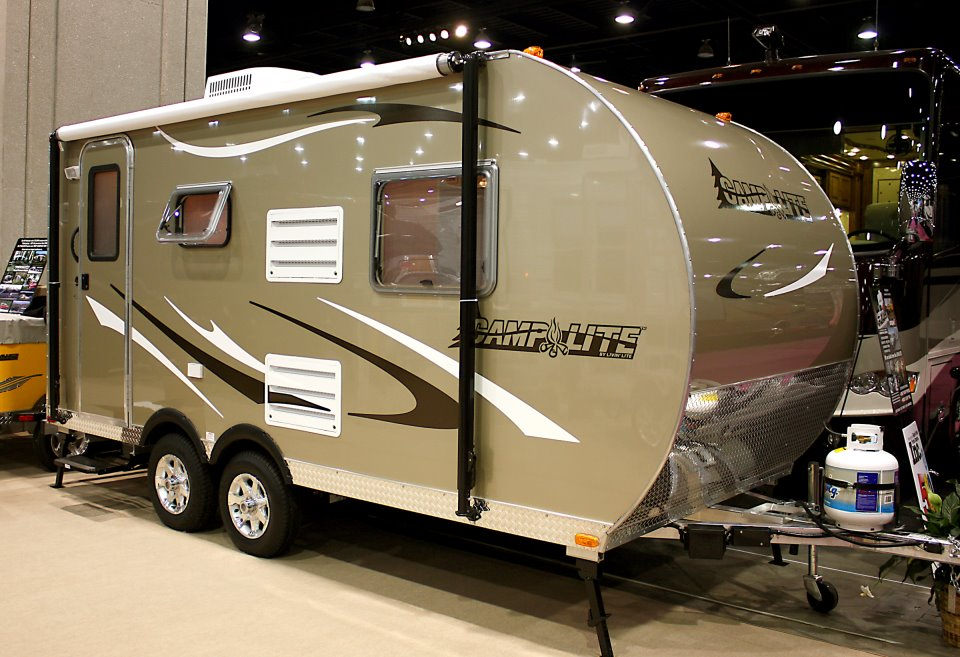Luxury 1996 Litehouse Camper Trailer For Two For Sale In Arenas Valley New