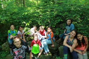 Boys & Girls Club members enjoy camp program last summer
