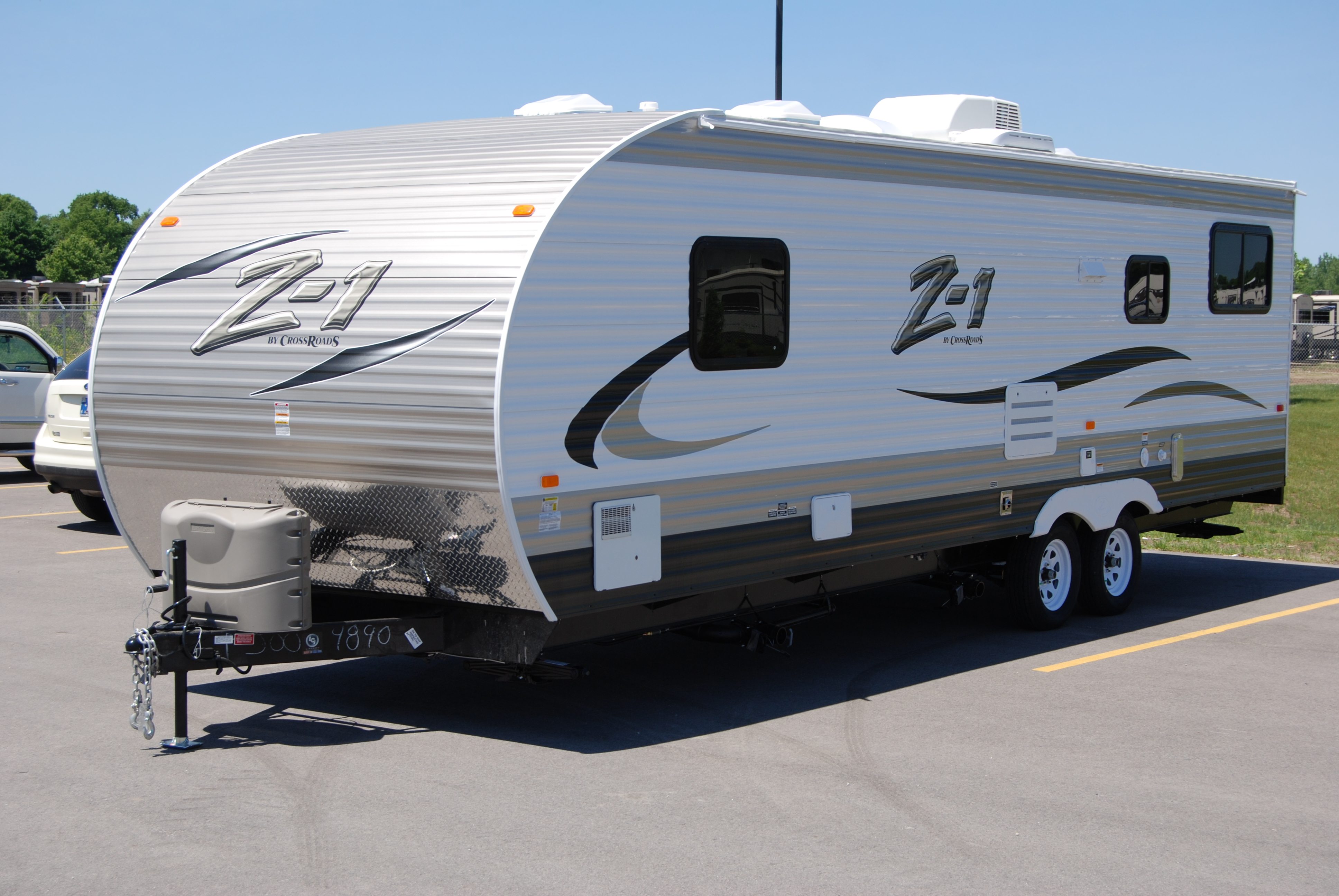 Crossroads Intros Cost Conscious Toy Hauler Rv Business