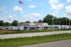 PleasureLand RV Budget Lot