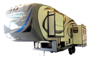 Pacifica fifth-wheel from Pacific Coachworks