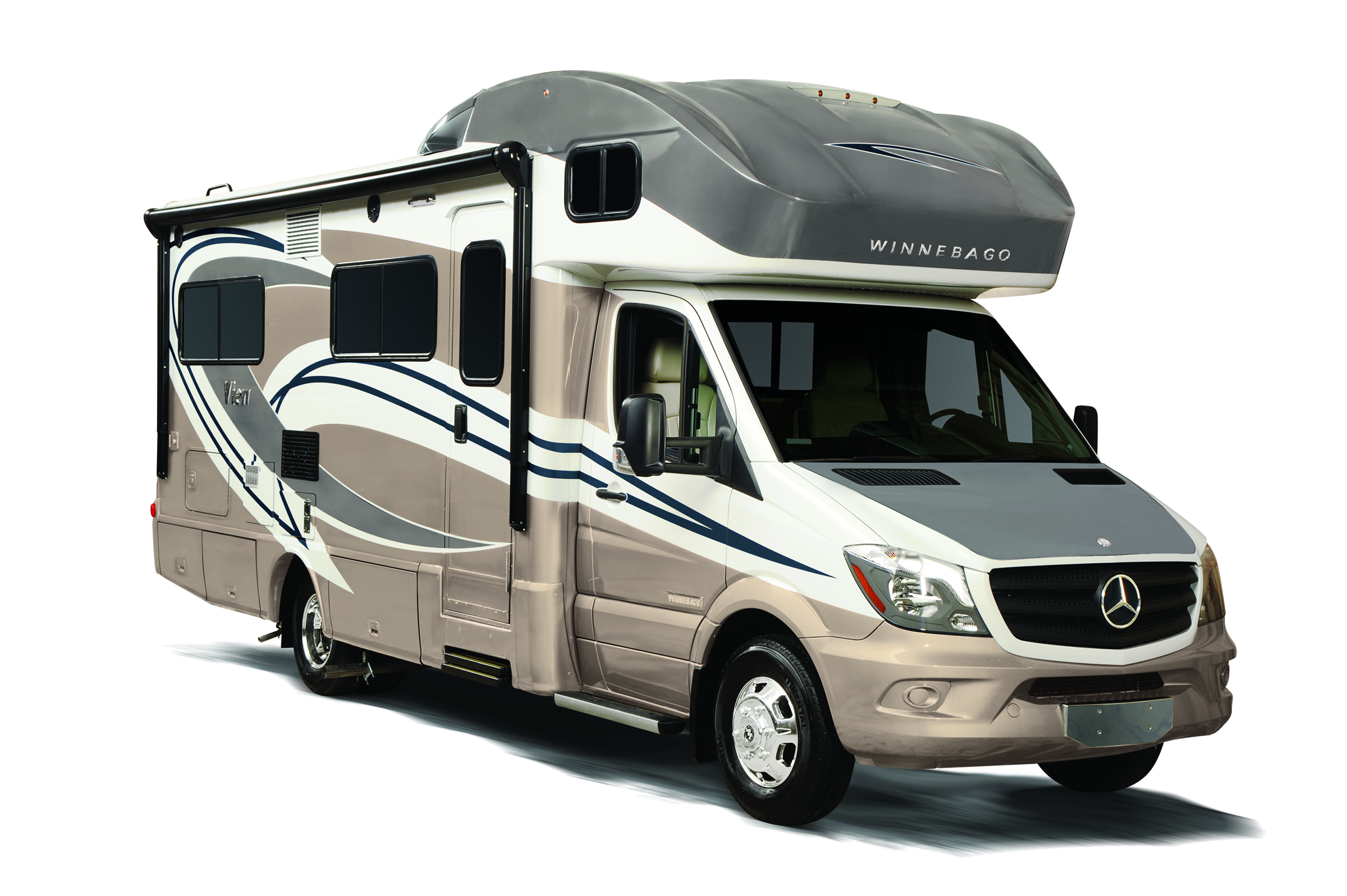 Amazing Details About American Motor Home Rv Winnebago