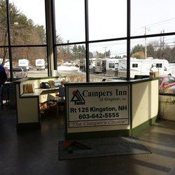 Campers Inn has based its operations in Kingston, N.H.