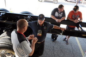 Spartan team offered valuable maintenance information at several key shows